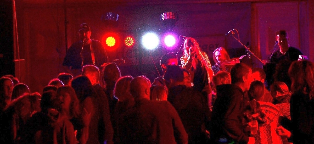 Live Band Aus Ibbenburen Stimmgewaltig Einzigartig Unvergesslich